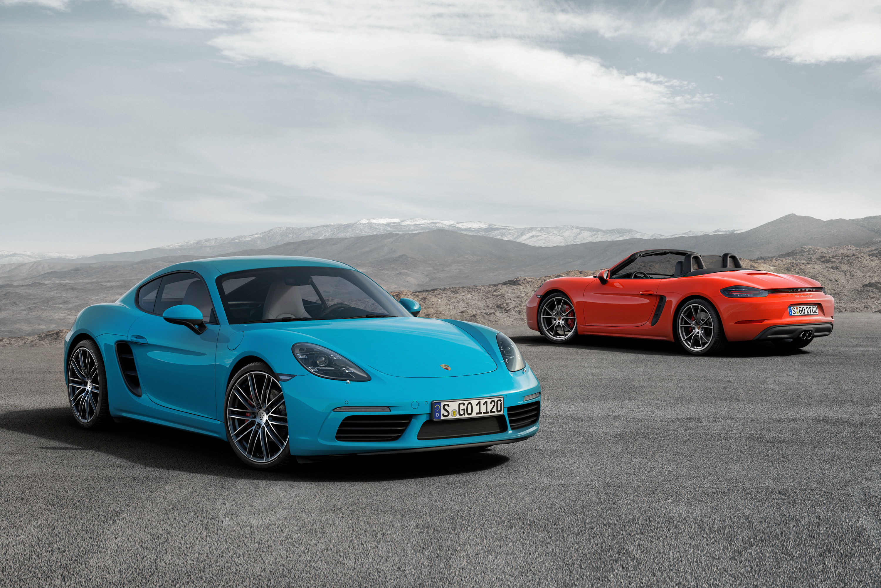 <p>It was a rare privilege to enjoy Porsche&#8217;s offering. Both models should provide their owners with many years of enjoyable motoring.</p>