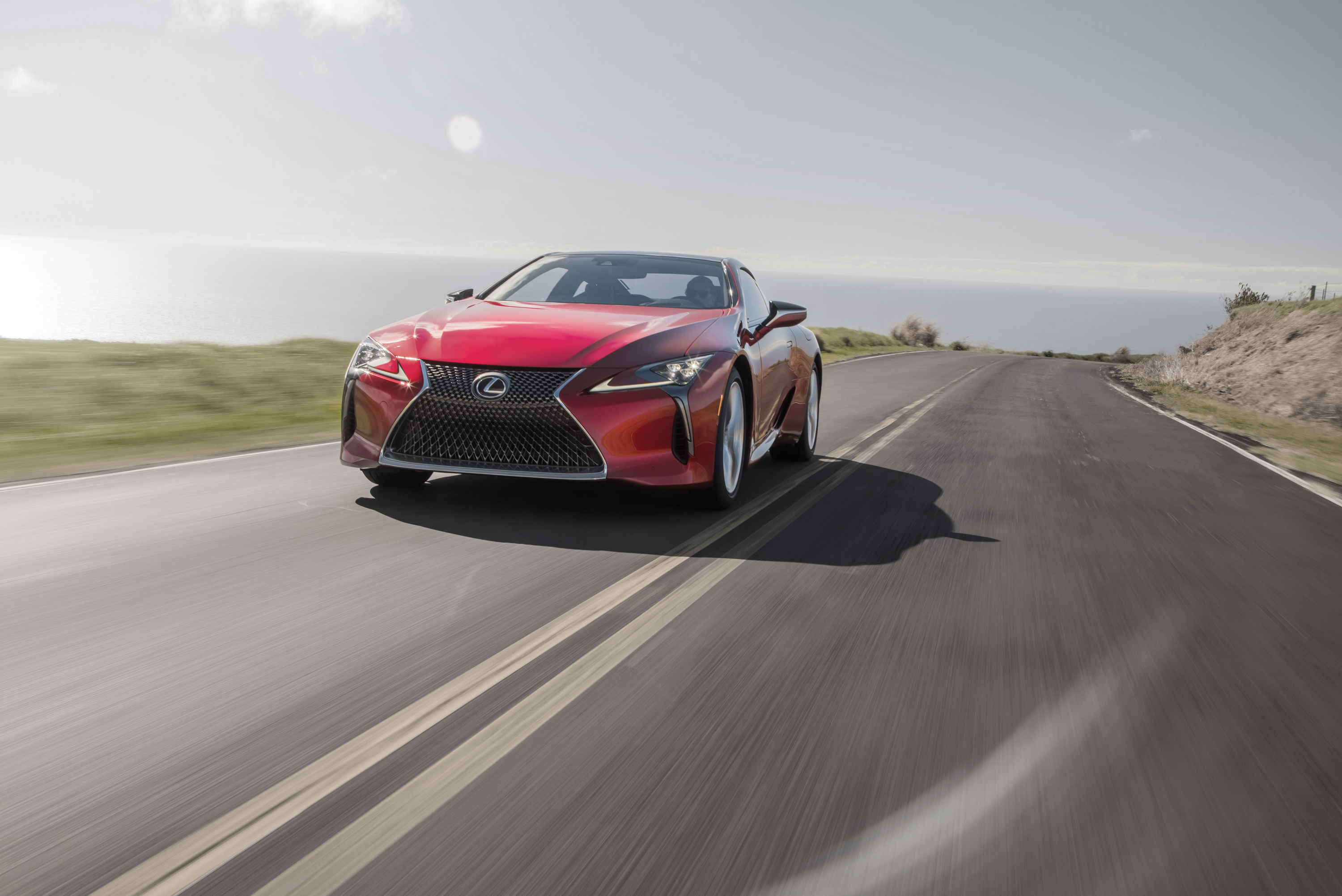 <p>When Lexus first showed the LF-LC concept at the North American Auto Show in Detroit in 2012, Toyota Chairman and family scion, Akio Toyoda, vowed that Lexus would never build another boring car again. </p>