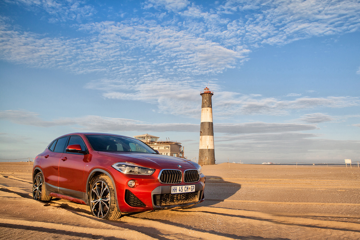 <p>The BMW X2 is a current leading light in the new small SUV/crossover market. But, is it a real X-model? FERDI DE VOS took it on a 4,000-kilometre road trip to Namibia's Pelican Point lighthouse in Walvis Bay, to find out. Keep the momentum. Keep the revs up. More momentum. [&hellip;]</p>
