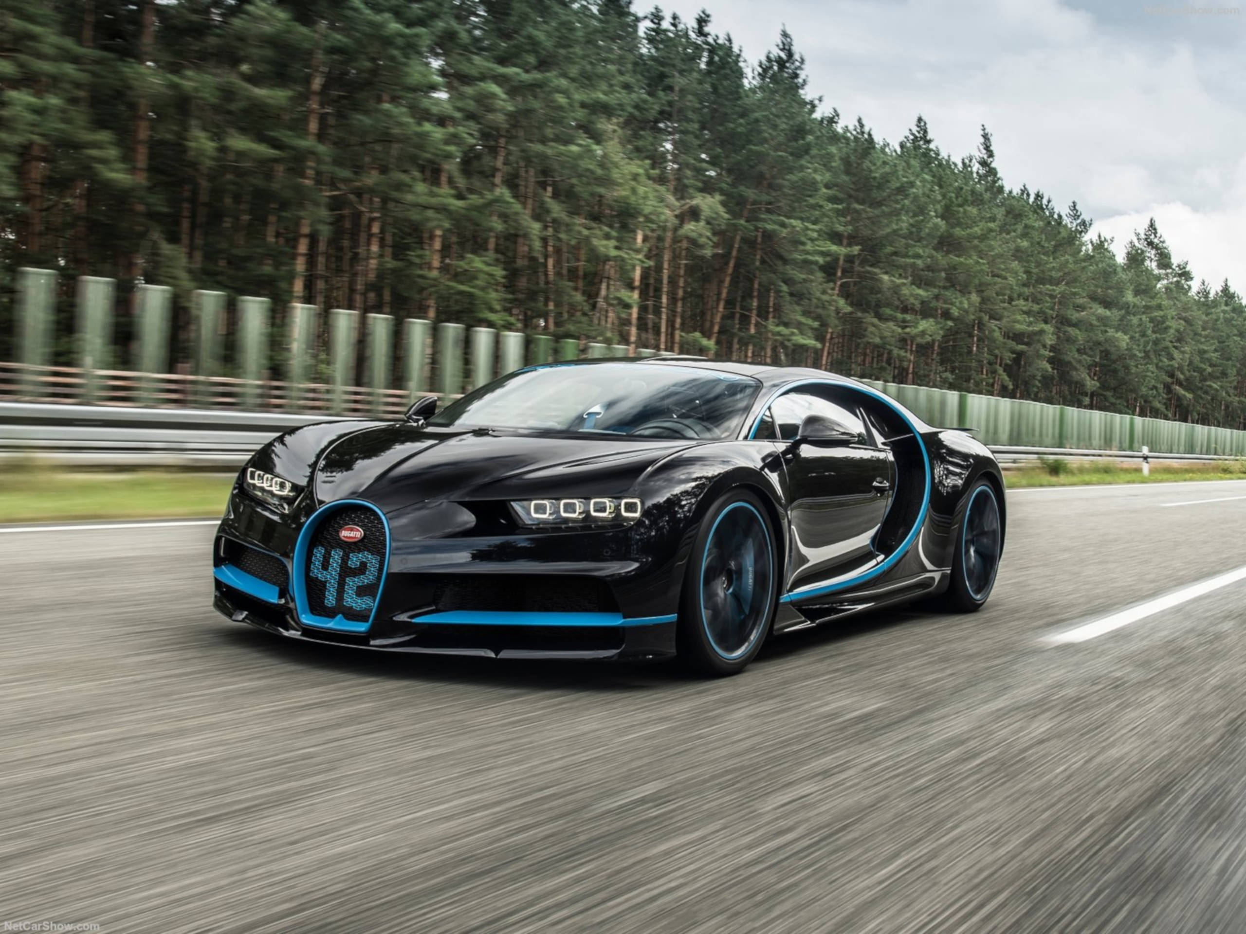 <p>NOTHING LEFT TO CHANCE — Image © NETCARSHOW.COM With more than 1,000 kW skulking under the bonnet of the Bugatti Chiron, a two-decimal mechanical margin of error is two decimals too much. As a result, the French hypercar maker has made its 'Bugatti Telemetry' available to Chiron customers. The system, [&hellip;]</p>