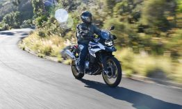 BMW F 850 GS Comes out of the Shadow