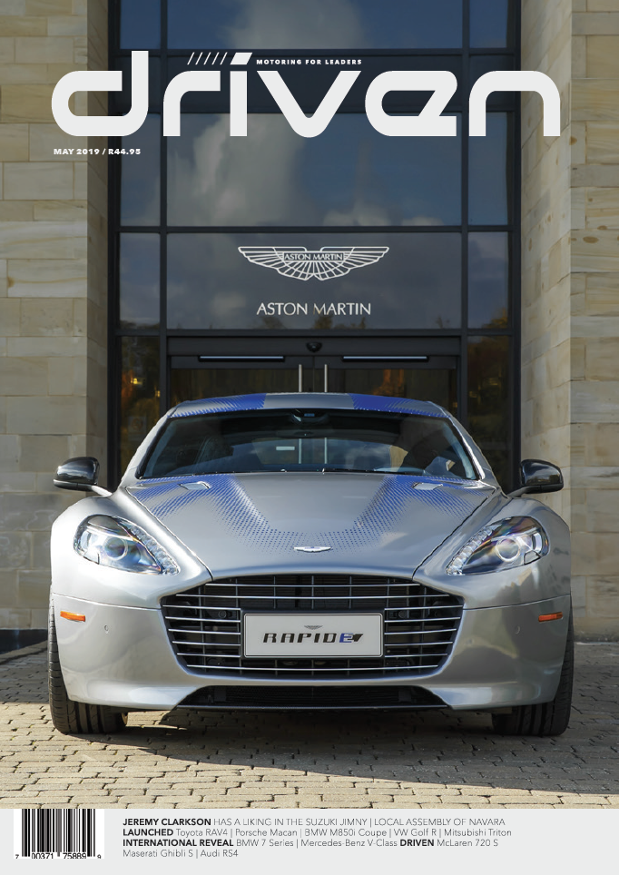 The Latest issue of Driven