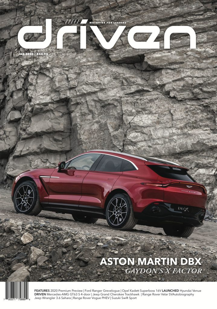 Driven Magazine January 2020