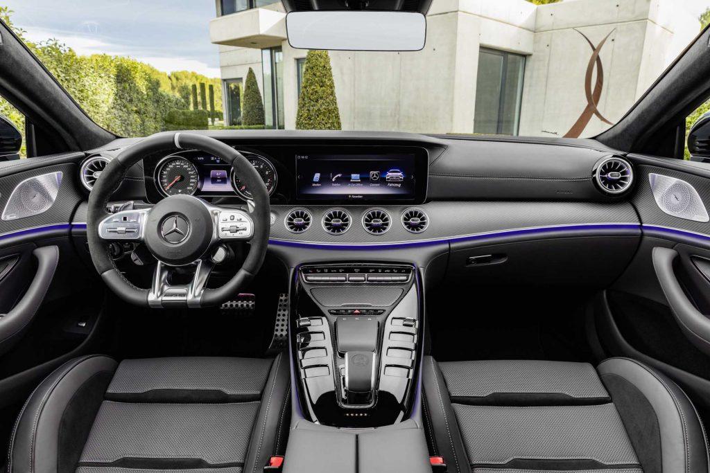 Mercedes-AMG GT53 4-Door